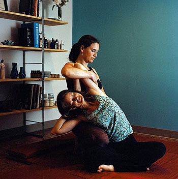 "Open Circle offers massage therapy for ""every body"" in several modalities, including Thai yoga massage in Providence, Rhode Island."